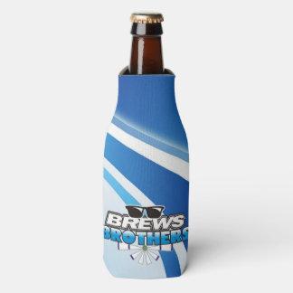 Porta-garrafa Equipe dos dardos dos irmãos das fermentações