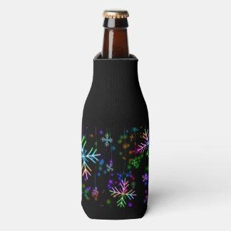 Porta-garrafa Estrela da neve