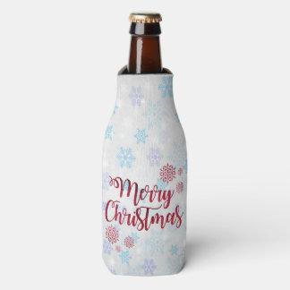 Porta-garrafa Feliz Natal 2