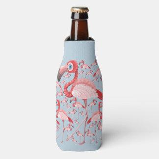 Porta-garrafa Flamingo