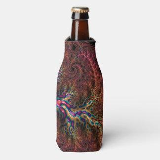 Porta-garrafa Fractal Trippy