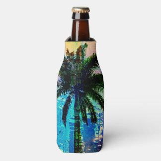 Porta-garrafa Garrafa Coozie da palmeira