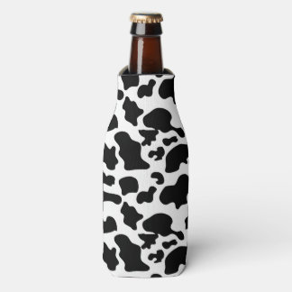 Porta-garrafa Garrafa Coozy do teste padrão da vaca