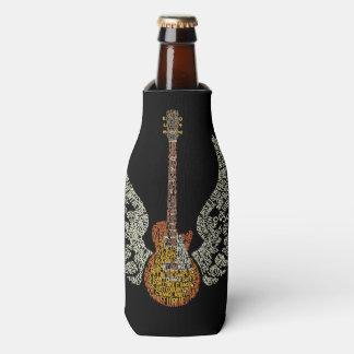 Porta-garrafa Guitarra com asas