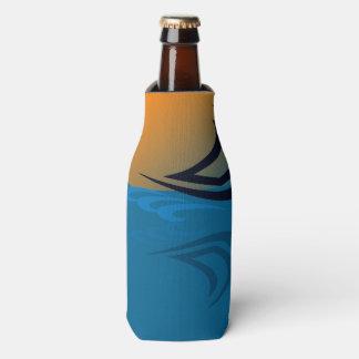 Porta-garrafa Iate da navigação no Sun