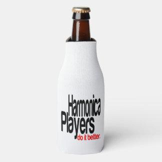Porta-garrafa Jogadores da harmônica melhora