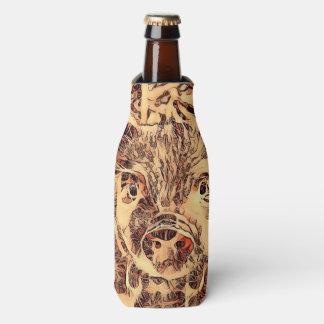 Porta-garrafa Leitão surpreendente animal de ArtsStudio-