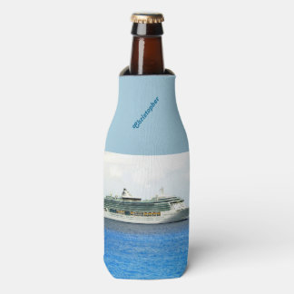 Porta-garrafa Luminosidade nos caimões personalizados
