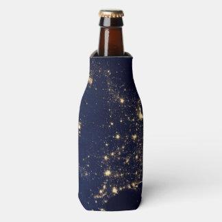 Porta-garrafa Luzes da NASA do espaço EUA