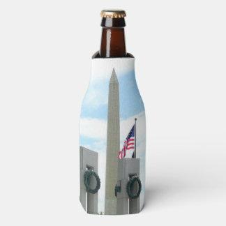Porta-garrafa Monumento de Washington e memorial da segunda