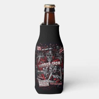 Porta-garrafa Mostra do susto dos monstro do filme de terror