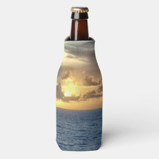 Porta-garrafa Nascer do sol sereno