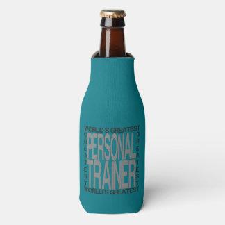 Porta-garrafa O grande instrutor pessoal dos mundos