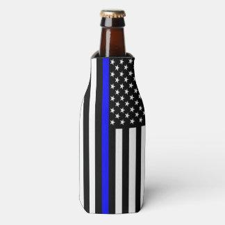 Porta-garrafa Os EUA embandeiram o memorial simbólico fino de