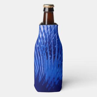 Porta-garrafa Palmas azuis