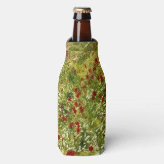 Porta-garrafa Papoilas impressionista