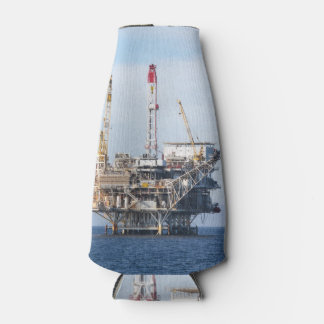 Porta-garrafa Plataforma petrolífera