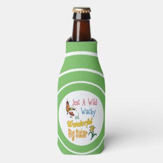 Porta-garrafa Presentes maravilhosos malucos selvagens da irmã