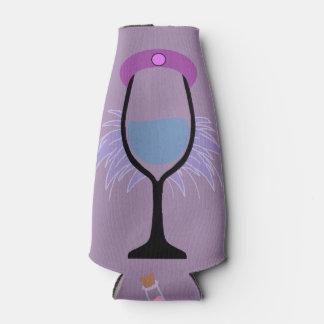 Porta-garrafa Puxe a alavanca de Crunk