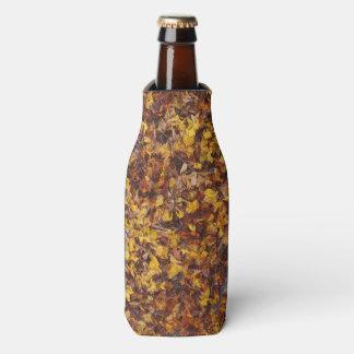 Porta-garrafa Refrigerador da garrafa da maca da folha