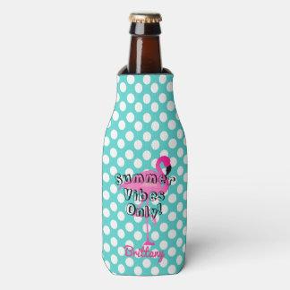 Porta-garrafa Refrigerador da garrafa das impressões do verão do