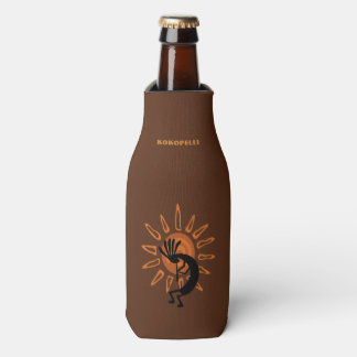 Porta-garrafa Refrigerador da garrafa de Sun do deserto de