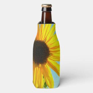 Porta-garrafa Refrigerador da garrafa do girassol