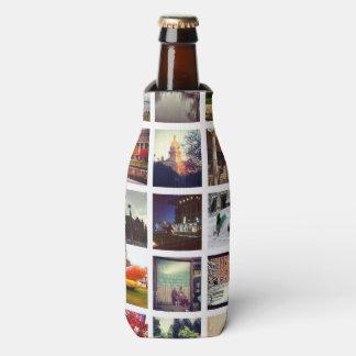 Porta-garrafa Refrigerador feito sob encomenda da garrafa da