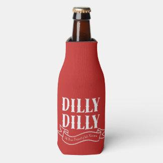 Porta-garrafa Refrigerador vermelho da garrafa da coisa especial