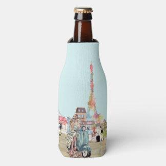 Porta-garrafa Ruas de Paris - compra e passeio o cão