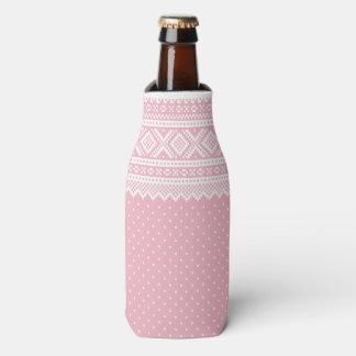 Porta-garrafa Teste padrão da camisola de Mariusgenser