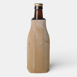 Porta-garrafa Textura nova natural da cerca