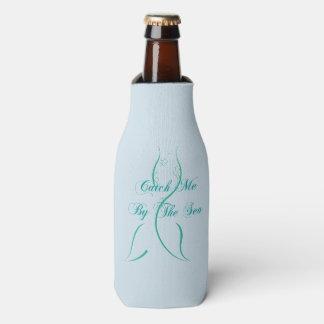 Porta-garrafa Trave-me pelo mar Koozie