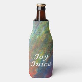Porta-garrafa Vodca feliz do Vino da bebida do suco da alegria