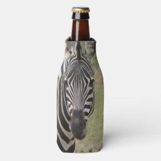 Porta-garrafa zebra