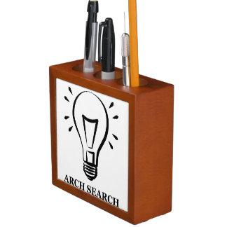 Porta lápis Arch Search