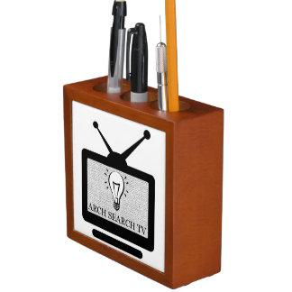 Porta lápis Arch Search Tv