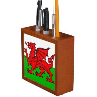 Porta Lápis Bandeira de Galês