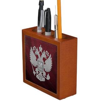 Porta-lápis Braços do casaco de Rússia