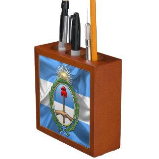 Porta Lápis Brasão de Argentina