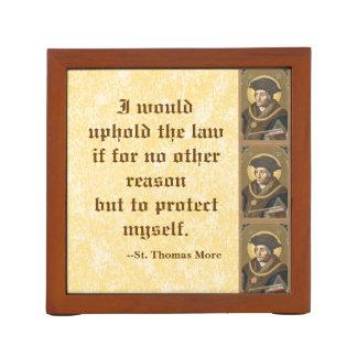 Porta Lápis De St Thomas citações famosas mais (SAU 026) na