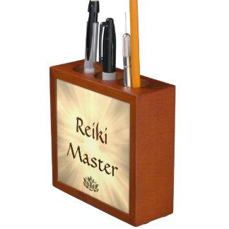 Porta-lápis Design do mestre de Reiki