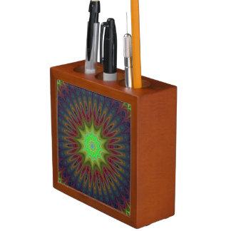 Porta-lápis Estrela psta em perigo