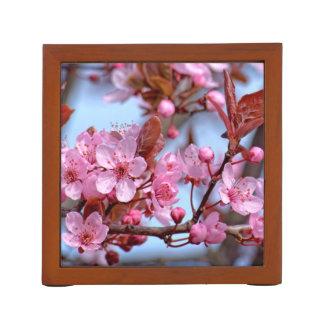 Porta-lápis Flor de cerejeira Ásia
