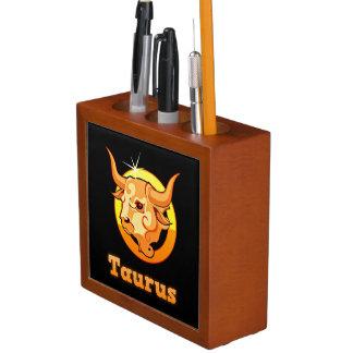 Porta Lápis Ilustração do Taurus