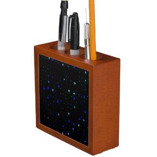 Porta-lápis Impressionante por todo o lado nas estrelas 02C