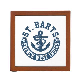 Porta Lápis Índias Ocidentais do francês de St Barts