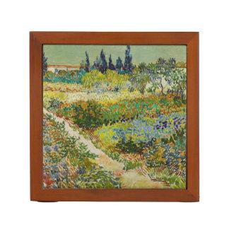 Porta-lápis Jardim de Van Gogh em Arles