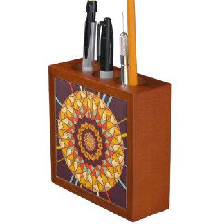 Porta Lápis Mandala