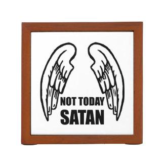 Porta Lápis Não hoje satã